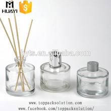 Großhandel 50 ml 80 ml 100 ml 120 ml 150 ml refill bunte aroma reed diffusor glasflasche