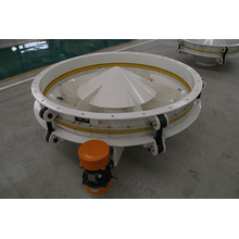 Durable and Long Lifetime Tdxz Series Cute Shape Vibro Feeder and Discharger for Paddy Grain Powder and Particulate Matter