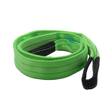 Sangle de ceinture de levage en polyester de largeur 2T 60MM