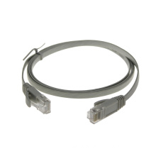 High speed rj45 cat5e utp flat ethernet cable