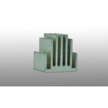 Aluminium-Extrusionskühlerprofil
