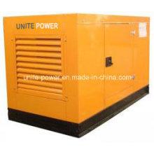 60Hz 200kVA / 160kw motor Yuchai generador eléctrico a prueba de sonido