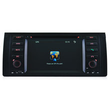 Car DVD Player for BMW 5/E39 GPS Navigation with iPod