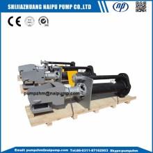 Centrifugal Vertical Sump Solids Trash  Slurry Pump