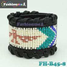 Bracelets de cuir à la mode nouvelle arrivée Fashionme B45