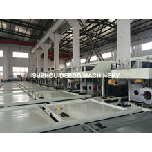 Machine à sertir en plastique de tuyau de PVC