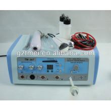 5 in 1 untrasonic vacuum suction rf skin rejuvenation facial care and slimming machines