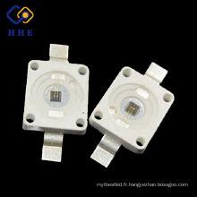 Puce d'Epileds Puissance élevée 1w 3w 850nm IR LED