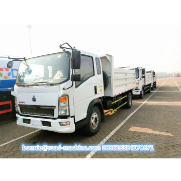 Howo Drive 3 ton Light camion cargo