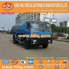 4X2 DONGFENG brand 190hp refuse collecting truck capacity of 10 tons high quality in China