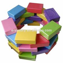 Crianças EVA espuma tijolos blocos EVA
