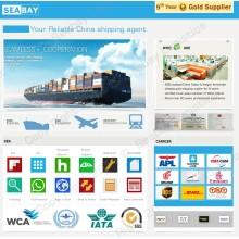 Sea Freight, Air Freight, Courier to La New York Miami USA