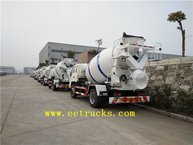 Forland Concrete Mixer Trucks