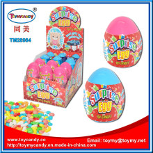 En71 Capsule Surprise Egg Container Toy with Candy
