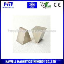 Маленький и большой треугольник tpe магнит, магнит NdFeB, N35-N52 (ROHS)