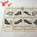 Китайский Поставщик высокое качество плед сплошной Цвет постельное белье полотенца для чистки для кожаной обуви