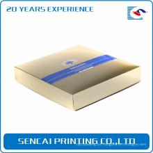 Caja de papel de empaquetado de máscara facial de Sencai