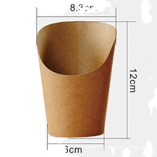 Manufactures custom takeaway food cup