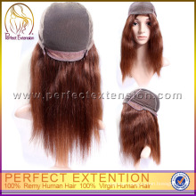Top Quality Discount Virgin European Human Hair Full Lace Sexy Wig