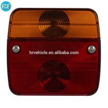 Venta caliente de cola / Stop / Turn Signals / lámpara de lámpara de matrícula