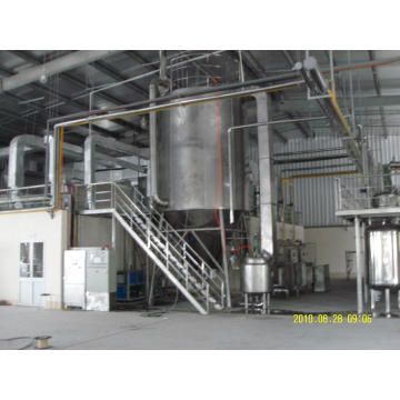 Hawthorn Leaf Extract Spray Dryer
