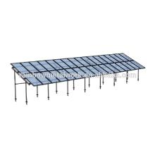 Soporte de montaje solar comercial