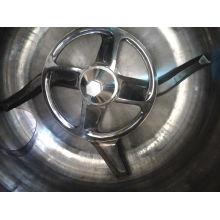 Mélangeur Turbo haute vitesse spécialement conçu pour le plastique