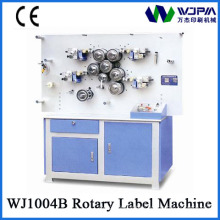 High Speed Roatry Ribbon Label Printing Machine (WJ1004B)