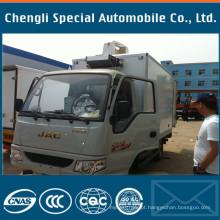 Made in China JAC Marca Mini Caminhão Refrigerado para Venda