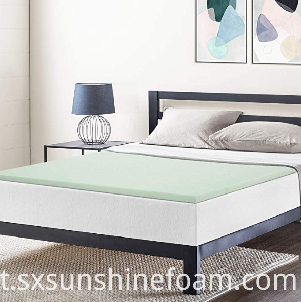 Green Team Memory Foam
