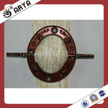 Brown Resin Curtain Ring Hook.Buckle, Vorhang Clip für Vorhang Dekoration und Vorhang befestigen