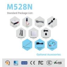 Sensor de temperatura M528n de la ayuda del perseguidor del GPS