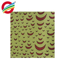 popular diseño de cera africana imprime venta de tela