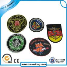 Insigne d'école de logo personnalisé Insigne d'école de coquelicot