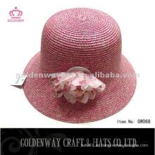 Moda Red Cloche sombreros GW068