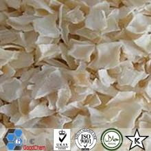 Flocon d'oignon blanc déshydraté de qualité alimentaire