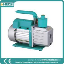 2RS-2 Chine fournisseur digne de confiance pompe à vide à palettes à deux / double étage