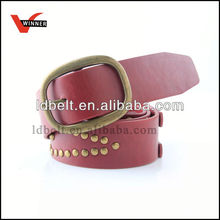 Fashion eco-friendly fashion cheap mens designer belts