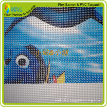 Eco-Solvent Outdoor PVC Coated Printing Banner Mesh