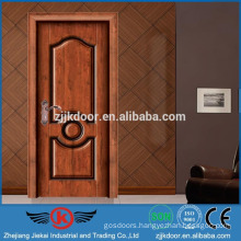 JK-SW9603G steel wooden interior swing door price china