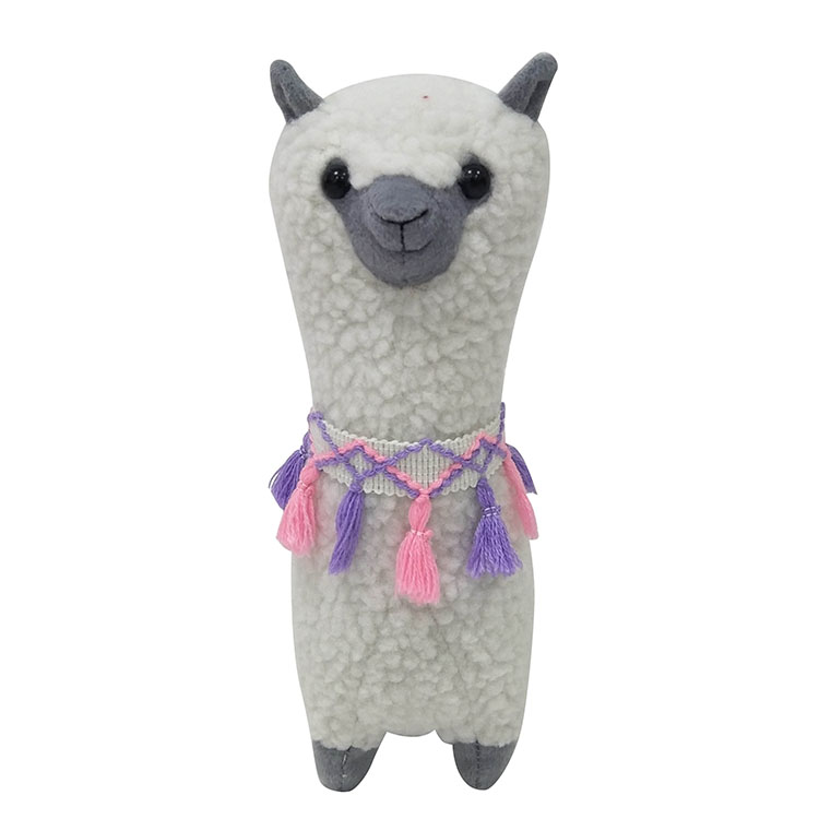 Cute Plush Llama Theme Toy