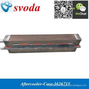 Китайский сердцевина промежуточного охладителя 3626715 для CUMMINS двигателя Kta38