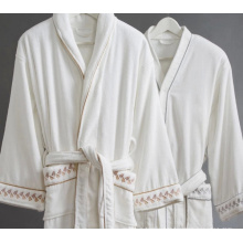 100% Cotton Terry Bathrobe From China (DPF2420)