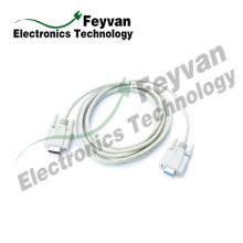 VGA- und HDMI-Kabelbaum und Kabelmontage