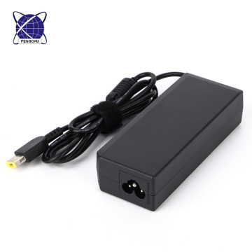 Adaptador do carregador do portátil da CC da CA de 65W 20V 3.25A