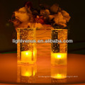 Transparent rechargeable Table Light