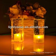 Transparent rechargeable Table Light