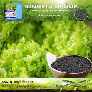 High purity organic water soluble compound fertilizer