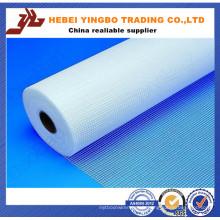 Qualité élevée de maille concrète de fibre de verre de renfort de 145g