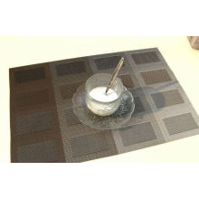 woven vinyl placemats Made In China